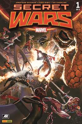 Secret Wars (2015) (Grapa) #1