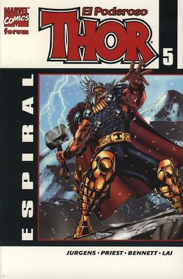 El Poderoso Thor (2003-2005) (Rústica, 96 páginas) #5