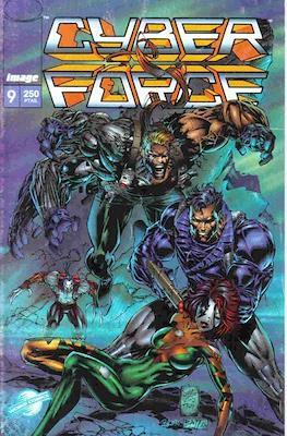 Cyberforce Vol. 1 (1994-1996) #9