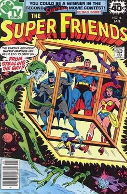 Super Friends Vol.1 (1976-1981) (Grapa, 32 págs.) #16
