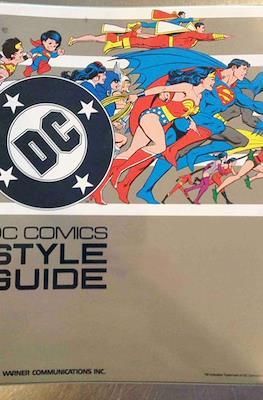 DC Comics Style Guide