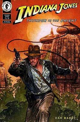 Indiana Jones: Thunder In the Orient (grapa) #1
