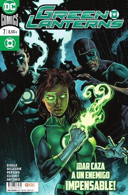 Green Lanterns. Renacimiento (Rústica 160-192 pp) #7