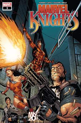 Marvel Knights 20th (Comic Book) #3