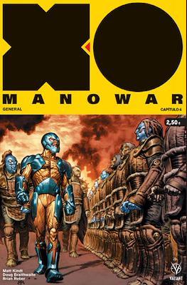 X-O Manowar (2017-) #4