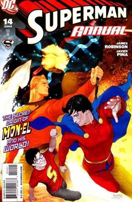 Superman Vol. 1 Annual (1987-2009) (Comic-Book) #14