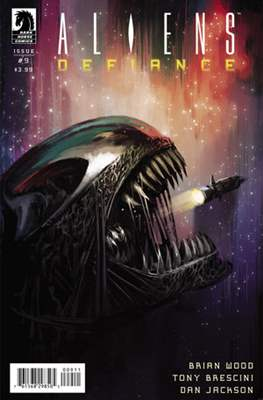 Aliens Defiance (Comic Book) #9
