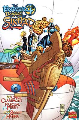 The Fantastic Four: The Fantastic 4th Voyage Of Sinbad