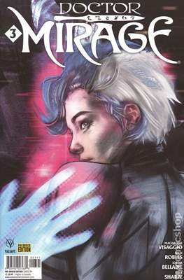 Doctor Mirage (2019- Variant Cover) #3.2