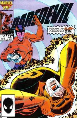 Daredevil Vol. 1 (1964-1998) (Comic Book) #237