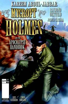 Mycroft Holmes and The Apocalypse Handbook (Comic Book) #3