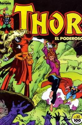 Thor, el Poderoso (1983-1987) (Grapa 36 pp) #32