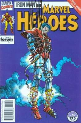 Marvel Héroes (1986-1993) (Grapa 32 pp) #59