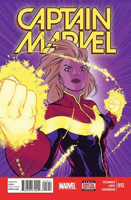 Captain Marvel Vol. 8 (Comic-Book) #12