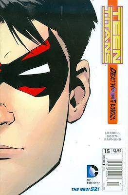 Teen Titans Vol. 4 (2011-2014 Variant Cover) #15