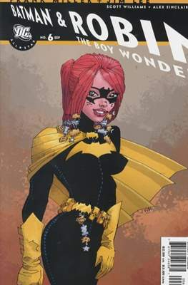 All Star Batman & Robin, The Boy Wonder (Variant Cover) #6