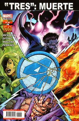 Los 4 Fantásticos / Los Cuatro Fantásticos Vol. 7 (2008-) #46