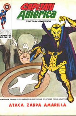 Capitán América Vol. 1 #33