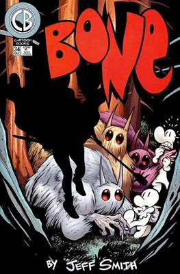 Bone (Comic Book) #34