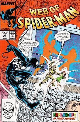 Web of Spider-Man Vol. 1 (1985-1995) (Comic-book) #36