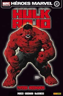 Hulk Rojo (Rústica.) #1