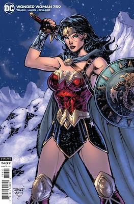 Wonder Woman Vol. 5 (2016- Variant Cover) (Comic Book) #759