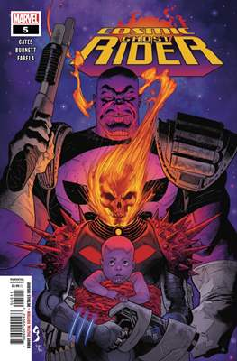 Cosmic Ghost Rider (Comic Book) #5