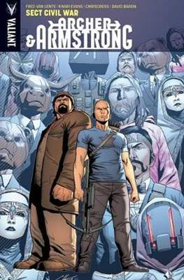Archer & Armstrong (2012) (Softcover) #4