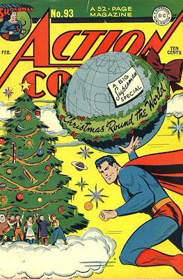 Action Comics Vol. 1 (1938-2011; 2016-) (Comic Book) #93