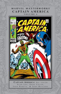 Marvel Masterworks: Captain America (Hardcover) #4