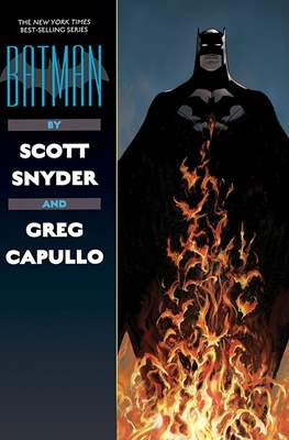 Batman by Scott Snyder and Greg Capullo