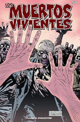 Los Muertos Vivientes (Digital) #51