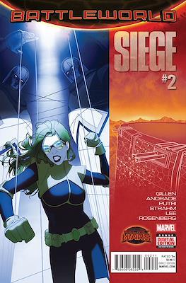 Siege Battleworld (Comic-book) #2
