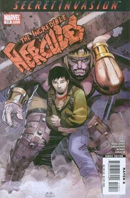 Hulk Vol. 1 / The Incredible Hulk Vol. 2 / The Incredible Hercules Vol. 1 (Comic-Book) #119