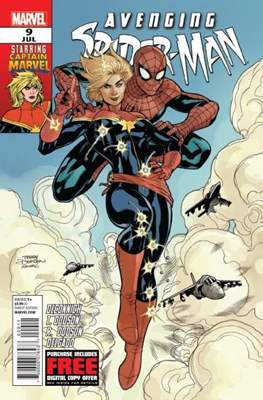 Avenging Spider-Man (Comic-Book) #9