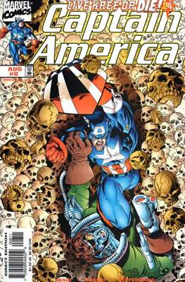 Captain America Vol. 3 (1998-2002) (Comic Book) #8