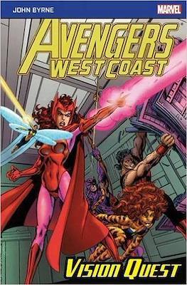 Avengers West Coast - Marvel Pocketbook