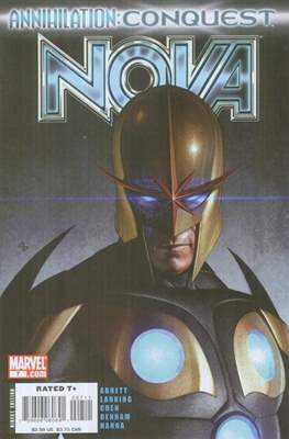 Nova Vol. 4 (Comic-Book) #7