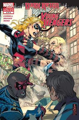 Dark Reign: Young Avengers (Comic-book) #5