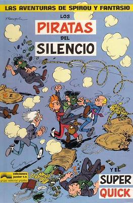 Las aventuras de Spirou y Fantasio #8