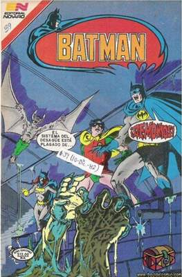 Batman (Grapa. Serie Avestruz) #39