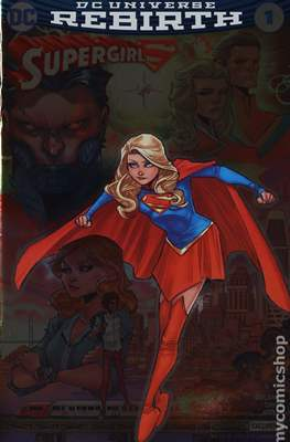 Supergirl Vol. 7 (2016-... Variant Cover) #1.3