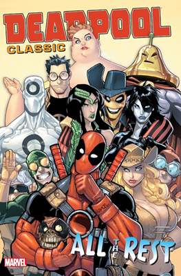 Deadpool Classic (Softcover) #15