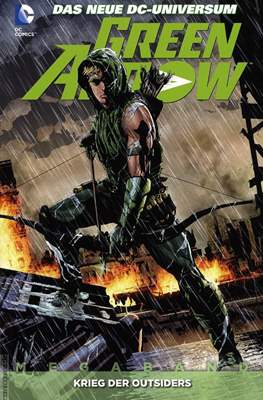 Green Arrow Megaband #2