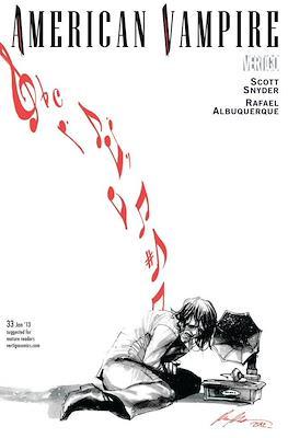 American Vampire Vol. 1 #33