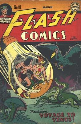 Flash Vol. 1 (1959-1985) (Comic Book 32 pp) #81