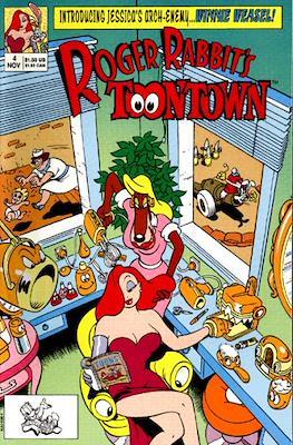 Roger Rabbit's Toontown #4