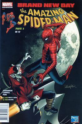 The Amazing Spider-Man (Grapas) #551