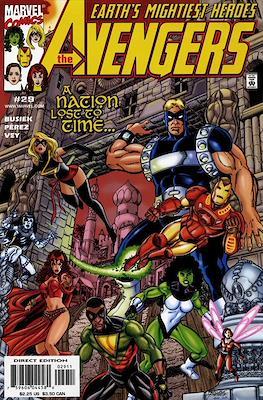 The Avengers Vol. 3 (1998-2004) (Comic-Book) #29