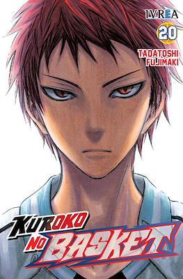 Kuroko no Basket (Rústica con sobrecubierta) #20
